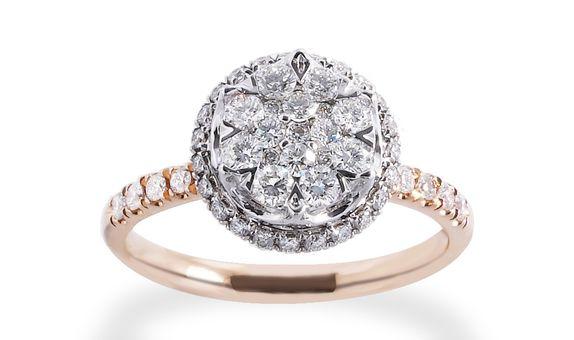 PENELOPE DIAMOND RING