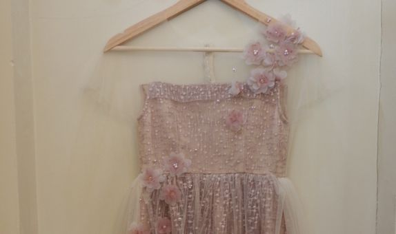 Custom made Kids Gown. ALL IN (price is starting)