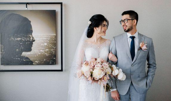 Intimate Wedding Full Package by Enfocar
