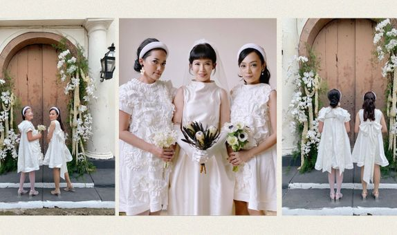 Bridesmaid - Dress (2 pax)
