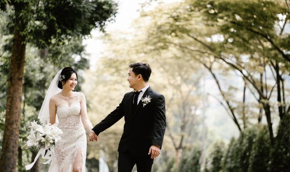 PROMO Intimate Wedding Package