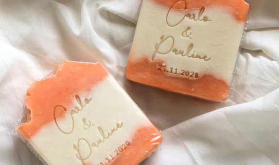 Customised Soap Bars