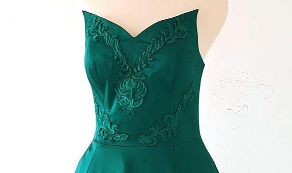 SIREN Ball Gown