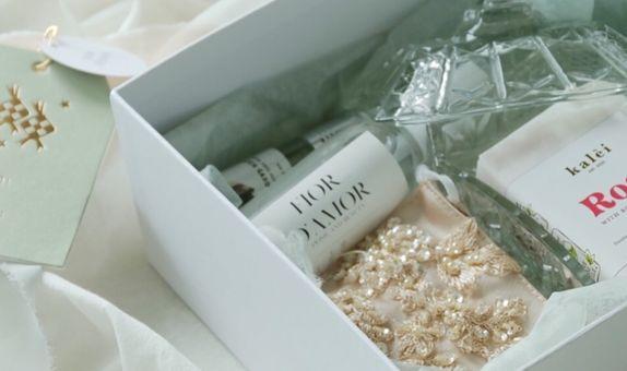 Krystal Gift Box