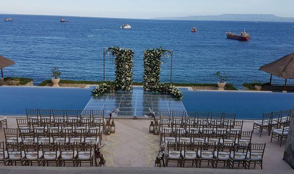 Ocean Cliff Wedding Package