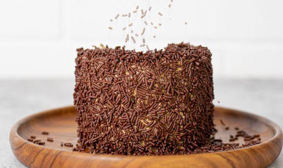 Meses Chiffon Cake