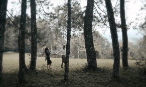 Bandung/Jogja One Day Prewedding Photo & Video