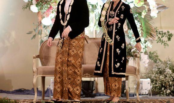 Rental Beludru Couple Package