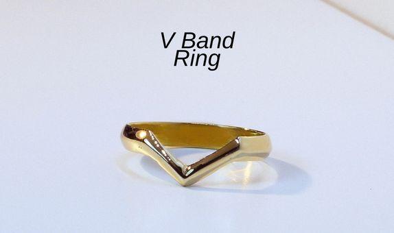 V-Band Ring