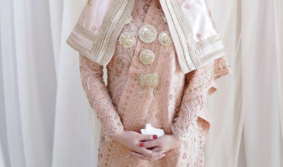 Kebaya wedding akad
