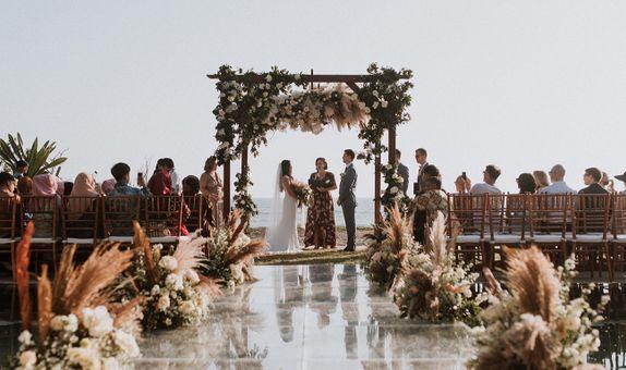 Villa Vedas Bali Wedding Package Up To 50 Pax