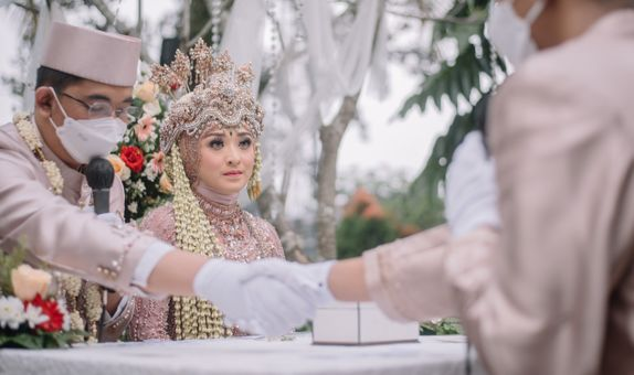 akad nikah / holy matrimony package