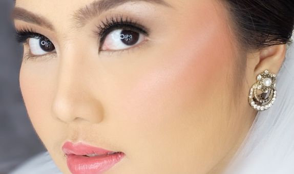 Wedding Makeup Only (No retouch)