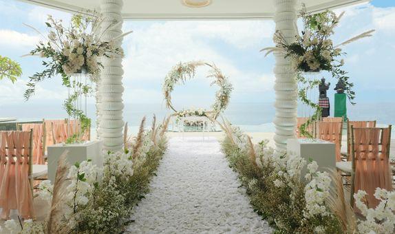 Kamaya Bali Wedding Package Up To 100 Pax