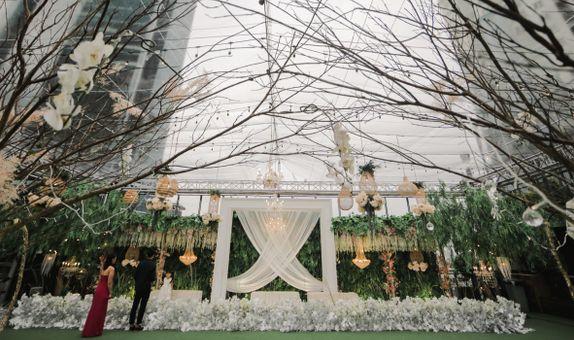 Calathea Terrace Wedding (8th Floor)