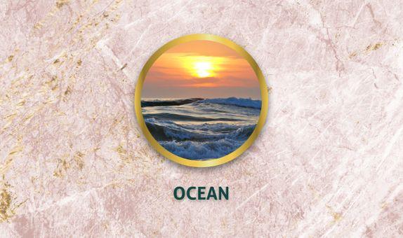 Custom Invitation - Ocean Package