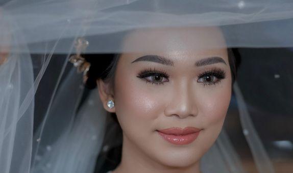 WEDDING MAKEUP - Gold package
