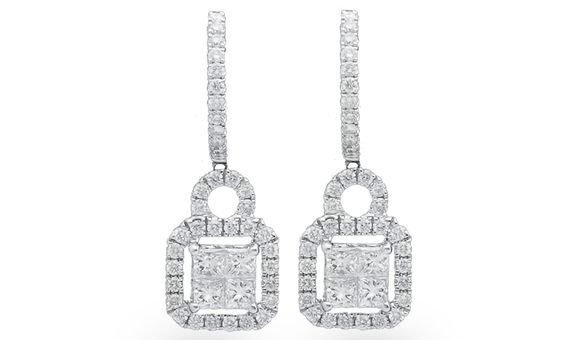 DAPHNE DIAMOND EARRINGS