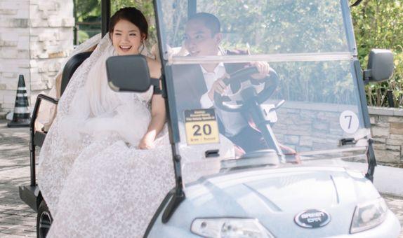 Intimate Wedding - Set Menu