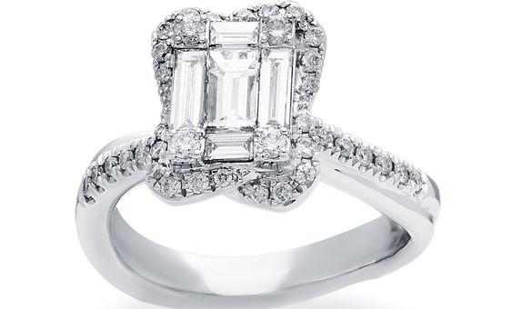 THALIA DIAMOND RING
