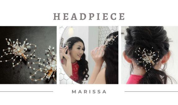 MARISSA - HAIR ACCESSORIES