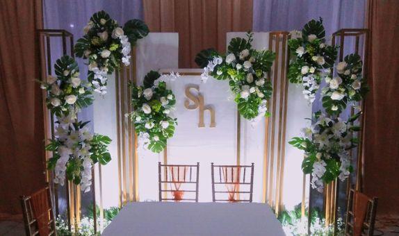 Dekorasi Akad/Ceremony Decoration