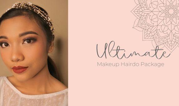 Ultimate Makeup Hairdo Package