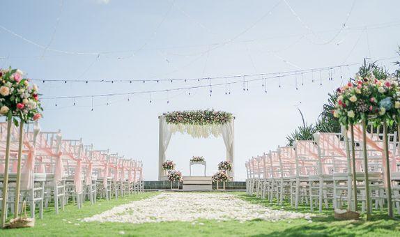FULL WEDDING PACKAGE - 100 PAX - VILLA PHALOSA