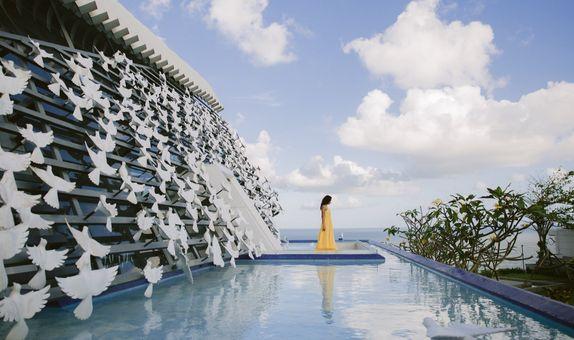 Prewedding Phototour at Jumana Bali Ungasan Resort