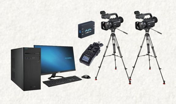Live Streaming Package Double Cam