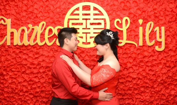 The Photo Sangjit and Engagement Day (Royal Packages)