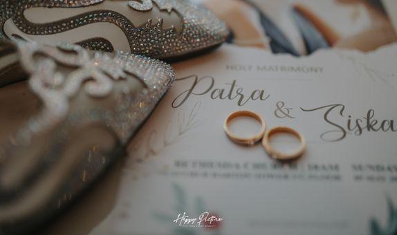 Wedding Bronze Happic