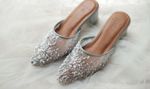 Wedding Shoes Custom Basic (heels 7-9cm)