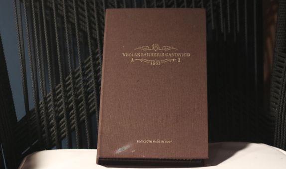 Vitale Barberis Canonico 1663 (VBC) by Kings Tailor & Co