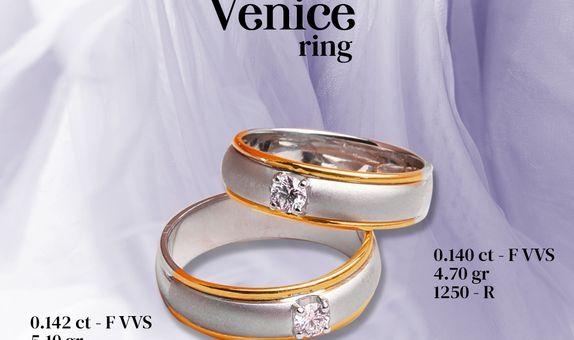 Venice Couple RIng