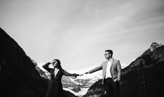 Prewedding Photo by Michael Omar