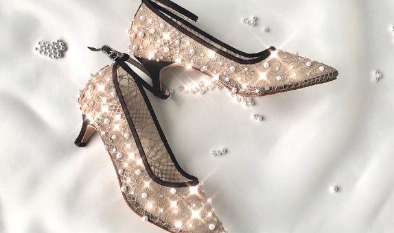 VINETTE - HAZEL - Strap - 5cm - Wedding Shoes - Party Shoes