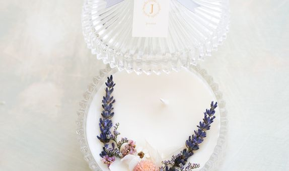 Crystal Jar L (Custom)
