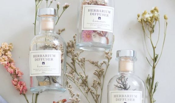 Herbarium Diffuser Set