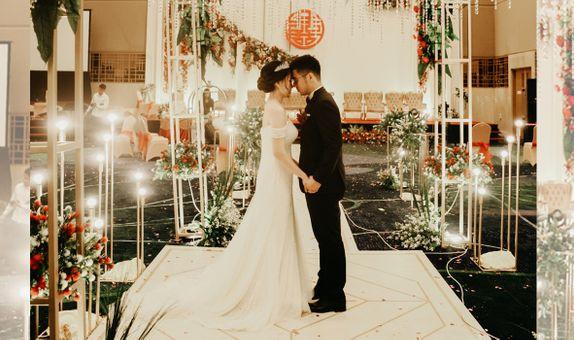 Intimate Wedding Package (Designer's Wedding Gown & MUA)