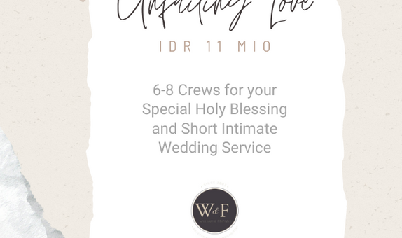 Wedding Organizer Matrimony ( Half Day ) New Normal