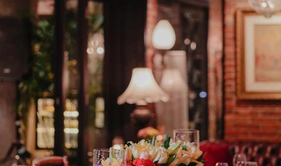 Wedding Ceremony & Reception at Patio Venue
