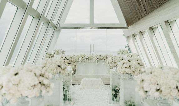 CONRAD, BALI | WEDDING CEREMONY, 10 PAX
