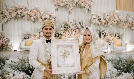 Mahar Luxury Frame by Seserahan Indonesia