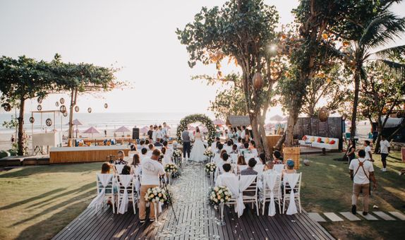 Anantara Seminyak Bali Resort - Anantara Eternal L.O.V.E Wedding and Dinner Package
