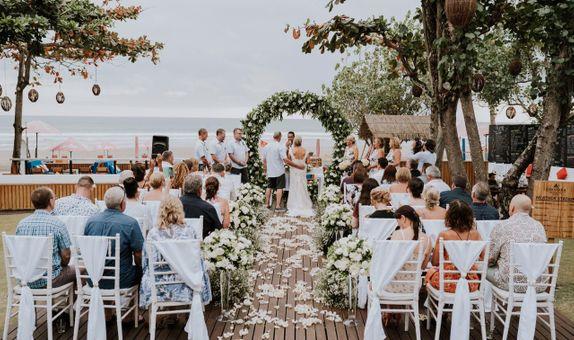 Anantara Seminyak Bali Resort - Anantara Eternal L.O.V.E Wedding