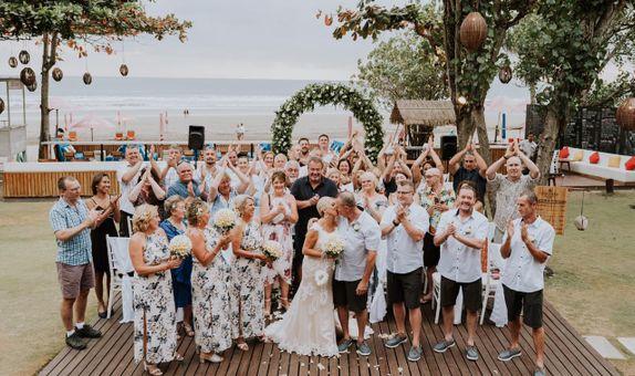 Anantara Seminyak Bali Resort - Anantara Luxurious L.O.V.E Wedding