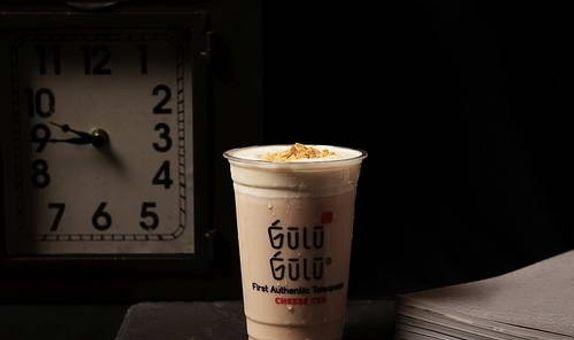 Gulu Gulu - Cheese Classic Milk Tea