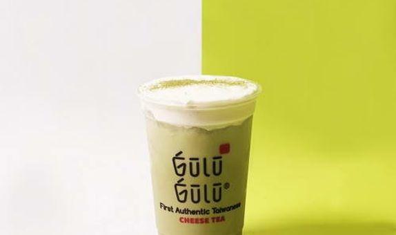 Gulu Gulu - Cheese Umami Matcha