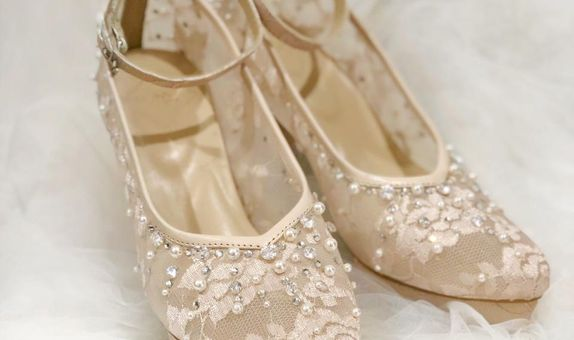 Audelia Weding Shoes